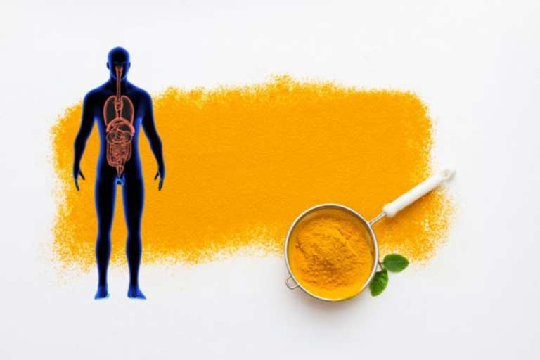 curcumin benefits of antioxidant